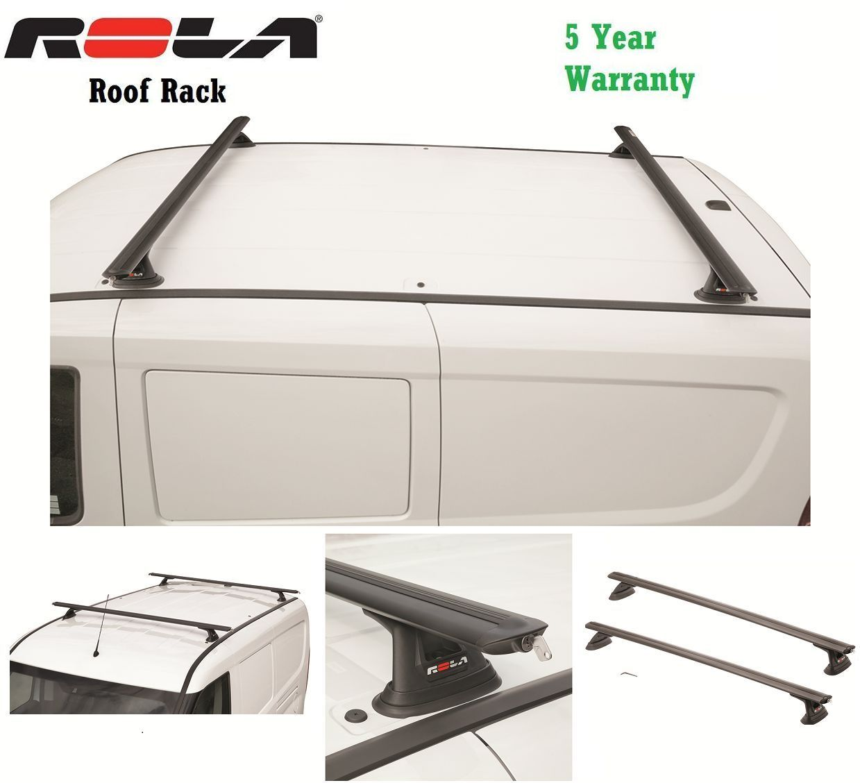 Rola Custom Fit Aluminum Roof Rack 15 16 Ram Promaster