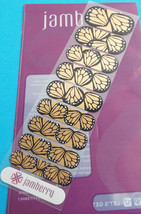Jamberry Butterfly Effect Nail Wrap ( Half Sheet )1K99 New - $8.41
