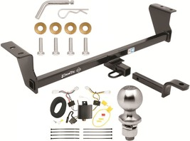 COMPLETE TRAILER HITCH PACKAGE W/ WIRING KIT FOR 2014-2016 SCION TC DRAW... - $179.14