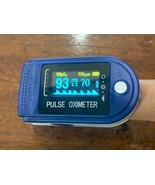 FDA/CE Finger Tip Pulse Oximeter with 2 x AAA FREE Batteries - $10.88