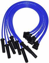 Ford SB R2R Distributor 351W 8.0mm Spark Plug Wires 50K Volt Coil image 7