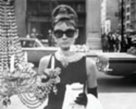 Breakfast at Tiffany's I Audrey Hepburn Vintage 16X20 BW Movie Memorabilia Photo - $29.95