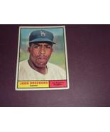 John Roseboro Los Angeles Dodgers 1961 original TOPPS card # 363 VG+ - $5.79