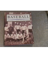 Baseball An Illustrated History Geoffrey Ward & Ken Burns Stated 1st Ed ... - $27.99