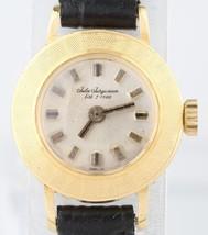 Vintage 18k Yellow Gold Jules-Jurgensen Women's... - $451.44