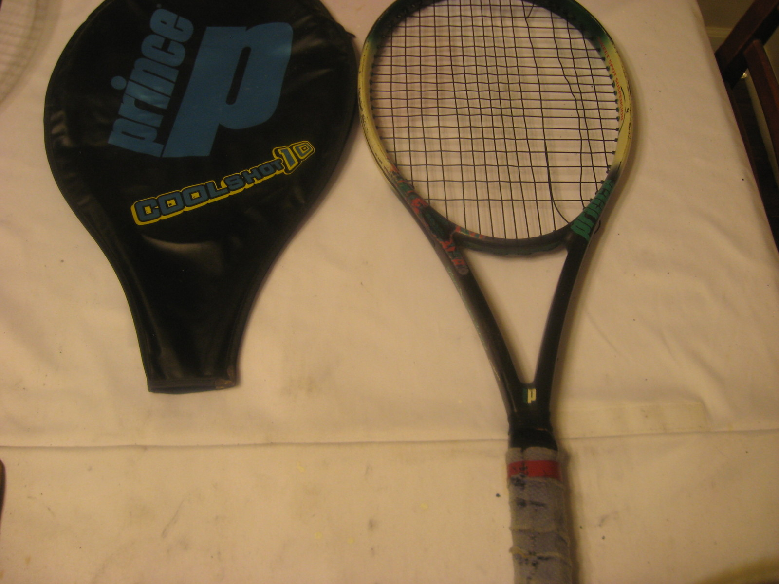 Primary image for PRINCE THUNDER LITE 100 ESP TENNIS RACQUET