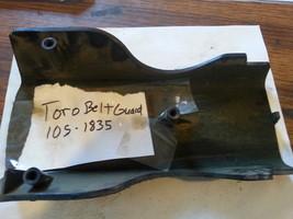 Toro 105-1835 Belt Guard - $14.79