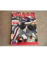 NFL GAME DAY Magazine 1988 Miami Dolphins vs Buffalo Bills Joe Robbie St... - $15.75