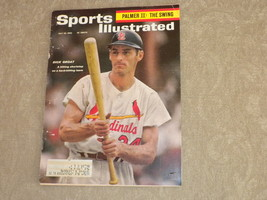 Sports Illustrated July 1963 Dick Groat Cardinals, Arn Palmer, Liston Pa... - $5.99