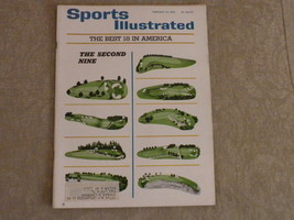 GOLF Sports Illustrated Feb 1965 Best 18: Second Nine; Peter Snell, Daytona - $5.99