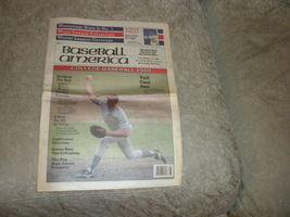 Baseball America 1989 Ben McDonald Frank Thomas John Olerud Tim Salmon M... - $6.67