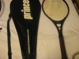 "Vintage Prince Pro Tennis Racquet Series 110 4 3/8"" - $25.00"