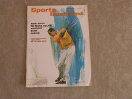 Sports Illustrated Tony Lema Golf; Joe Garagiola, Sports Movies, Curling... - $9.99