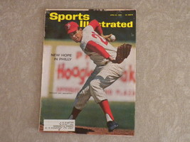 Sports Illustrated April 1963 Art Mahaffey Phillies,Tony Roche, Daisy, B... - $5.75