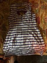NANETTE LEPORE Charming Purple Multi Colored Beaded Dress Size 0 - $34.65