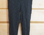 Native Youth   Space Dye Jogger Pants in BLACK men's sz 34 x 34 — $90 - tear