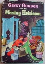 GINNY GORDON mystery MISSING HEIRLOOM Campbell 1950's - $15.00