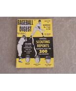 Baseball Digest Scouting Reports on Rookies; McDougald, Drysdale; Klu Ma... - $18.90