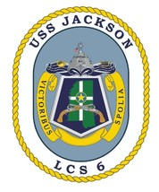 USS Jackson Sticker Military Armed Forces Decal M153 - $1.45+