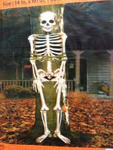 Graveyard Scene Setter-SKELETON POST TREE WRAP-... - $3.93