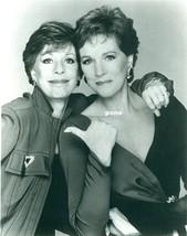 Julie Andrews Carol Burnette Tv Special 8x10 PHOTO 9N-854 - $14.84