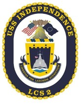 USS Independence Sticker Military Armed Forces Navy Decal M171 - $1.45+
