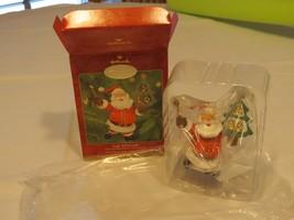 Hallmark Keepsake ornament Christmas Jingle Bell Kringle 2000 membership... - $29.69
