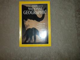 America's Black Women, Havana Cuba, Oil, Elephants, CA  National Geographic 1989 - $5.79