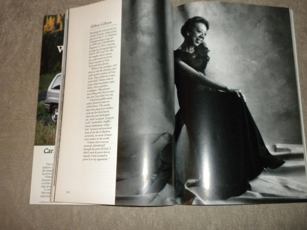 America's Black Women, Havana Cuba, Oil, Elephants, CA  National Geographic 1989