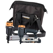 Woodworking Tool Kit Brad Pin Nailer Air Pneumatic Trim Nailers Nail Gun... - $119.95