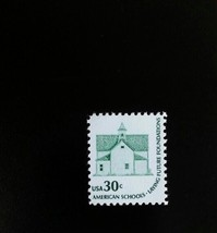 1979 30c American Schools Scott 1606 Mint F/VF NH - $1.09
