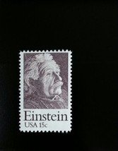 1979 15c Albert Einstein, Physicist Scott 1774 Mint F/VF NH - $0.99