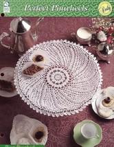Picot Pinwheel Doily HOWB NEW Crochet Pattern Leaflet - 30 Days to Shop & Pay! - $1.68