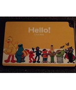 Sesame Street Characters Hello Hardcover Case Holder for Tablet IPad Bra... - $12.99