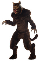 Deluxe Werewolf Adult Costume Monster Beast Bestseller Scary MR148106 CHEAP - $161.99