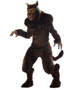 Deluxe Werewolf Adult Costume Monster Beast Bestseller Scary MR148106 CHEAP - $161.99