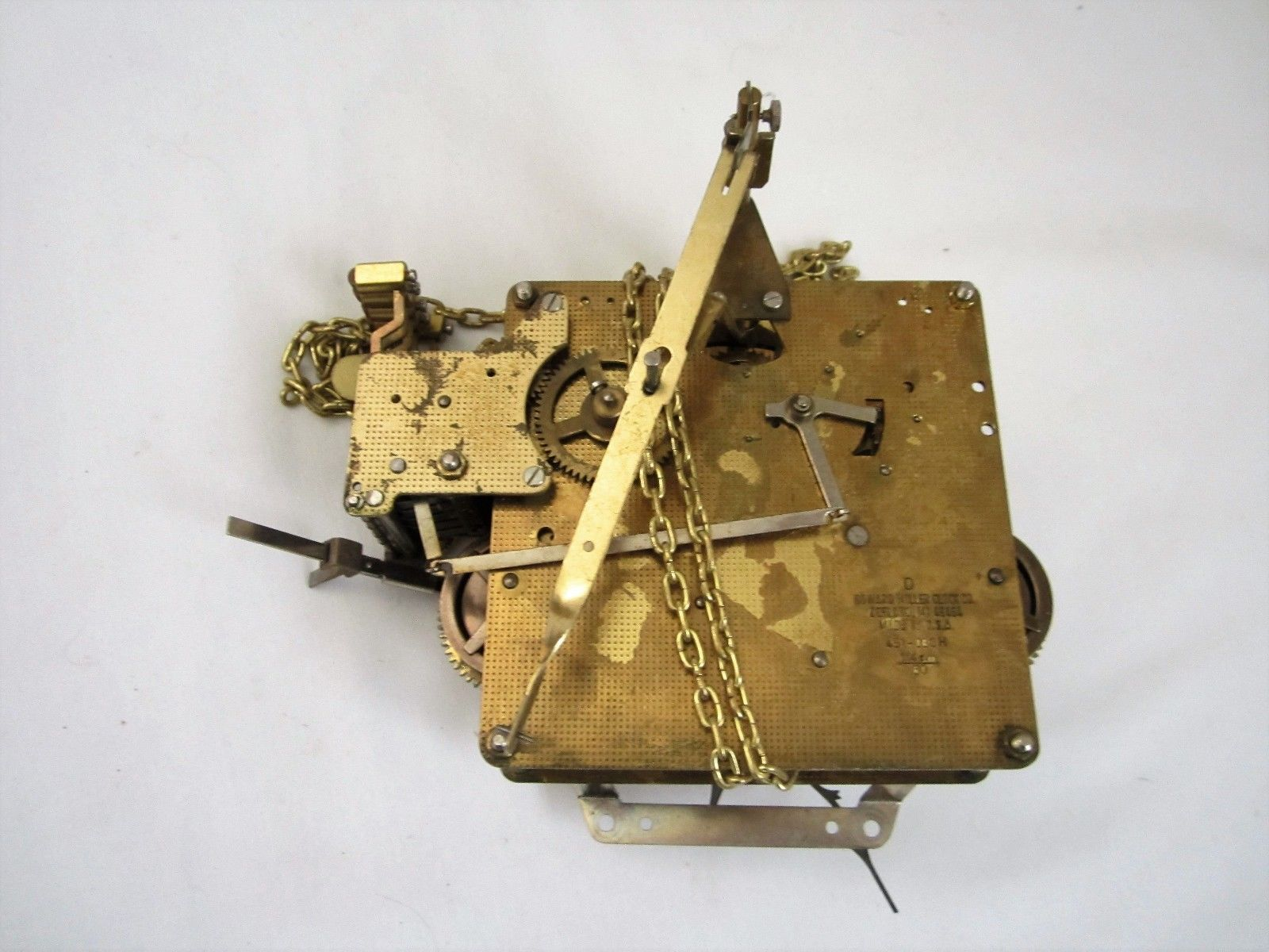 Howard Miller Grandfather Clock Movement and 50 similar items