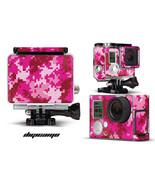 Skin Stickers for GoPro Hero 3+ Camera & Case Decal HERO3+ Go Pro DIGI C... - $9.85