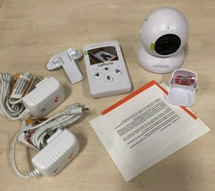 Levana Lila Video Baby Monitor, Night Vision with Intercom Talk to Baby - £80.63 GBP