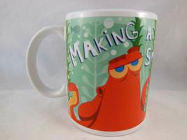 Finding Nemo & Dory Ceramic Coffee Cup Mug Disney Pixar Making A Splash ... - $13.85