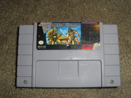 Battle Blaze (Super Nintendo SNES, 1993) - $8.90