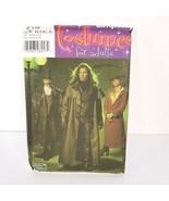 Simplicity Pattern 4916 Steampunk Van Helsing Coat Costume Adult Sz XS t... - $29.99