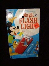 Disney Magic Flashlight Larami Donald Duck Mickey Mouse - $18.99