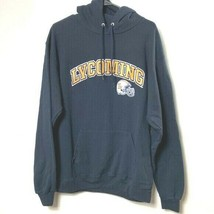 LYCOMING football hoodie sweatshirt mens large - $26.73
