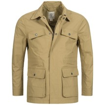 TIMBERLAND A1CNV-918 MOUNT WEBSTER MEN'S BRITISH KHAKI WATERPROOF FIELD ... - $129.99