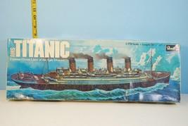 1/570th Revell Plastic Model: The RMS Titanic Famous Ocean Liner Disaste... - $10.88