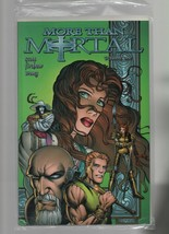 More Than Mortal Volume One - Liar Comics - Scott, Firchow, Wong - 1998. - $6.08