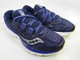 Saucony Zealot ISO 3 Women's Running Shoes Size US 8 M (B) EU 39 Navy S10369-2