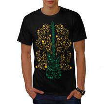 Bass Guitar Rock Music Shirt Instrumental Men T-shirt - $12.99+