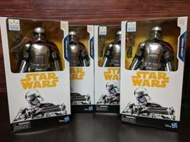"New Sealed Star Wars The Last Jedi 12"" Captain Phasma figure Walmart Exc... - $18.95"